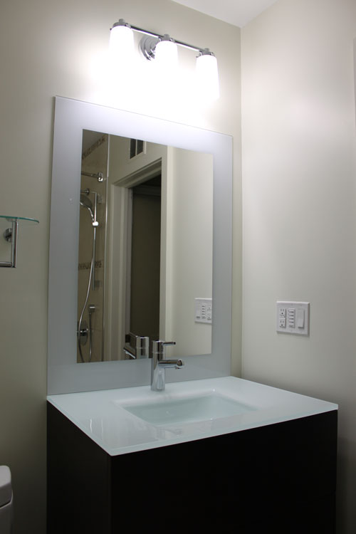 Custom bathroom renovations mississauga for Custom bathroom renovations